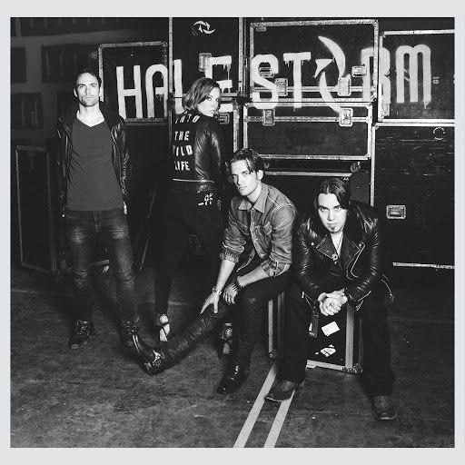 Halestorm альбом Mayhem