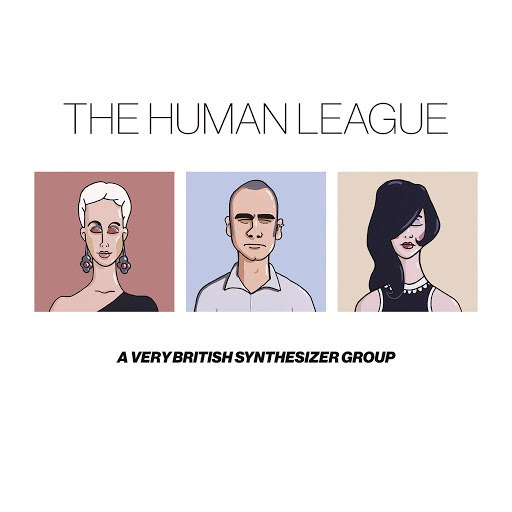The Human League альбом Anthology - A Very British Synthesizer Group (Super Deluxe)