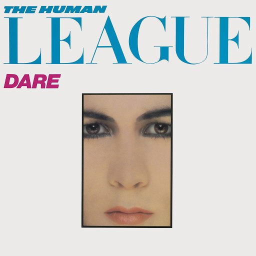 The Human League альбом Dare/Fascination! (2012 - Remaster)