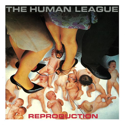 The Human League альбом Reproduction