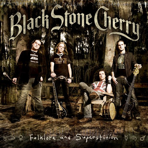 Black Stone Cherry альбом Folklore and Superstition (Special Edition Int'l)