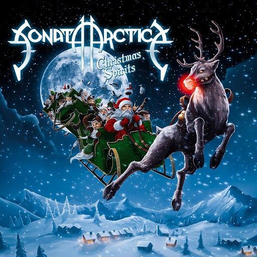 Sonata Arctica альбом Christmas Spirits