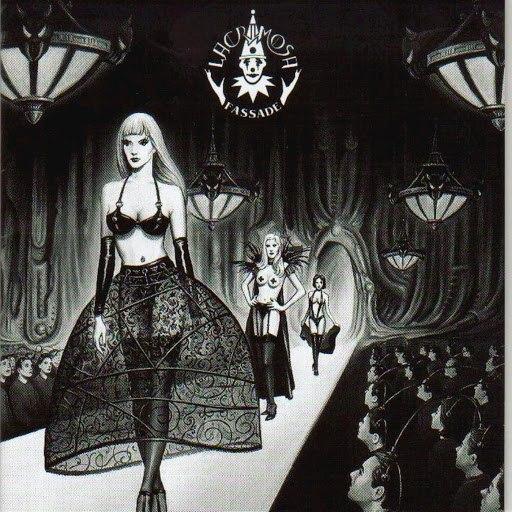 Lacrimosa альбом Fassade