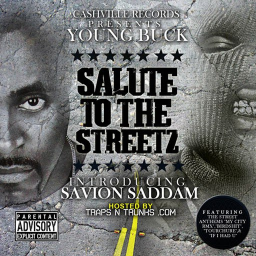 Young Buck альбом Salute to the Streetz
