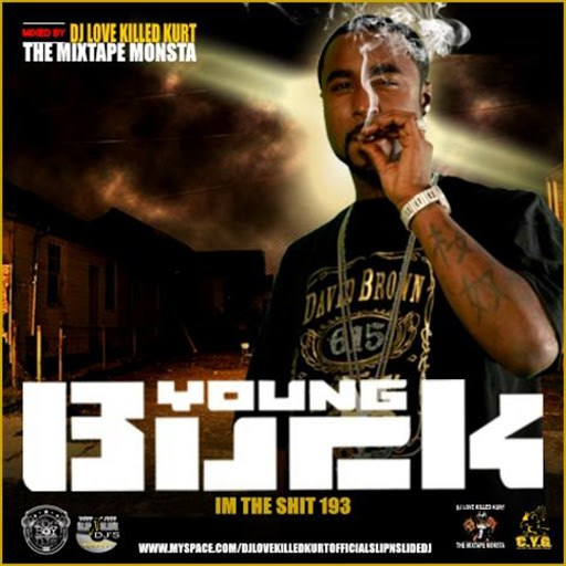 Young Buck альбом I'm the Shit 193