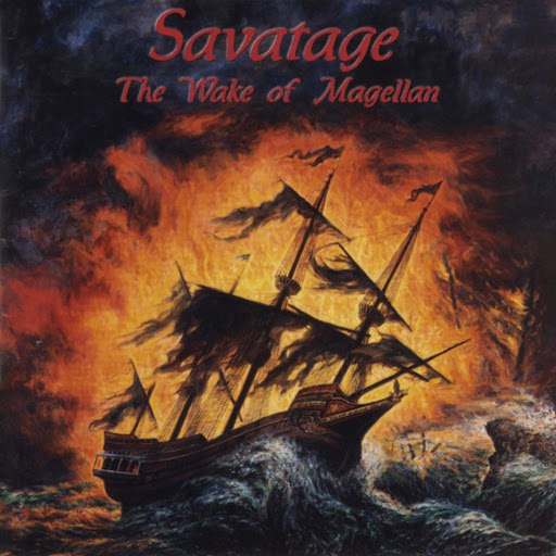 Savatage альбом The Wake Of Magellan