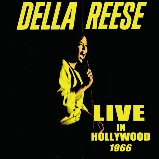 Della Reese альбом Live In Hollywood, 1966