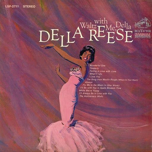 Della Reese альбом Waltz With Me, Della