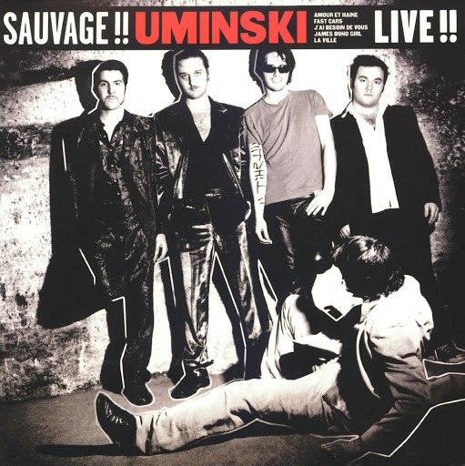 Uminski альбом Sauvage