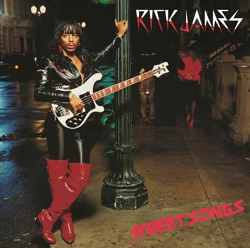 Rick James альбом Street Songs
