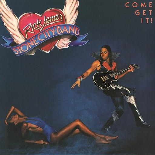 Rick James альбом Come Get It!