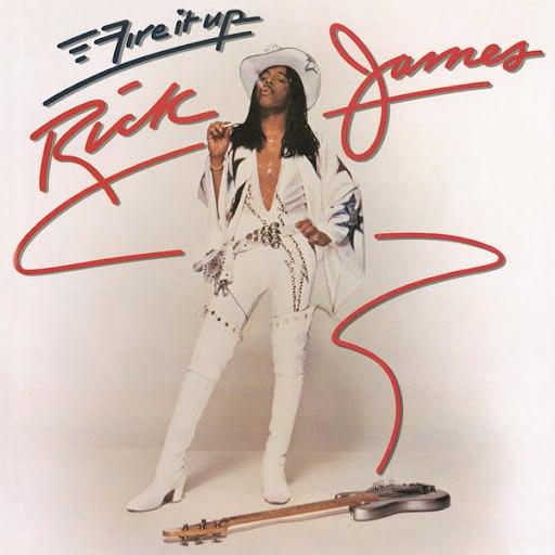 Rick James альбом Fire It Up