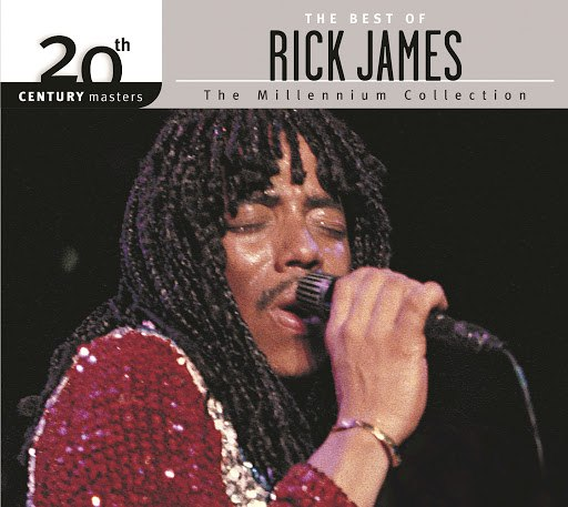 Rick James альбом The Best Of Rick James 20th Century Masters The Millennium Collection