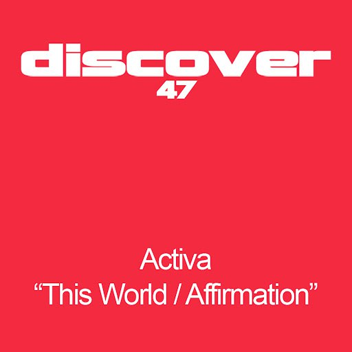 Activa альбом This World / Affirmation
