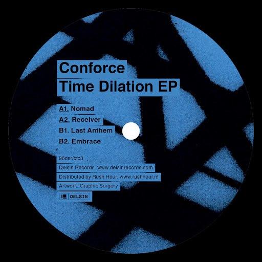 Conforce альбом Time Dilation EP