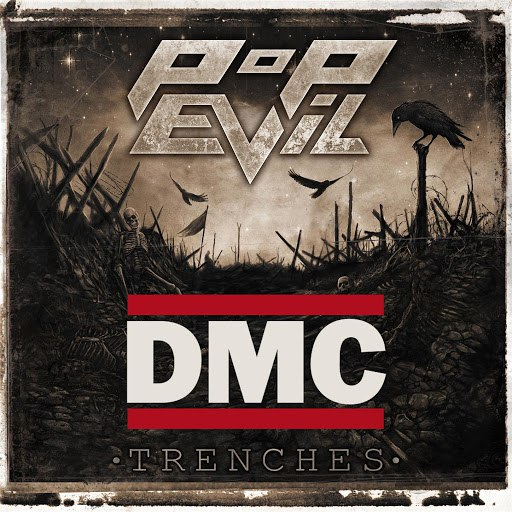 Pop Evil альбом Trenches (DMC Remix)