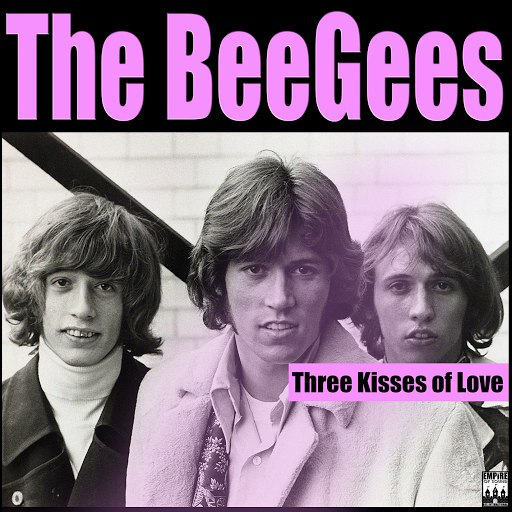 bee gees альбом Three Kisses Of Love