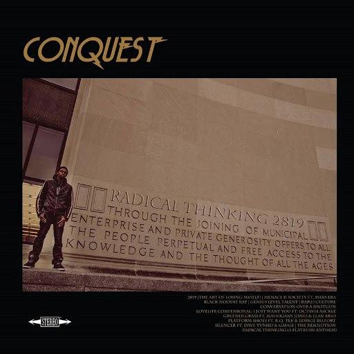 Conquest альбом Radical Thinking 2819