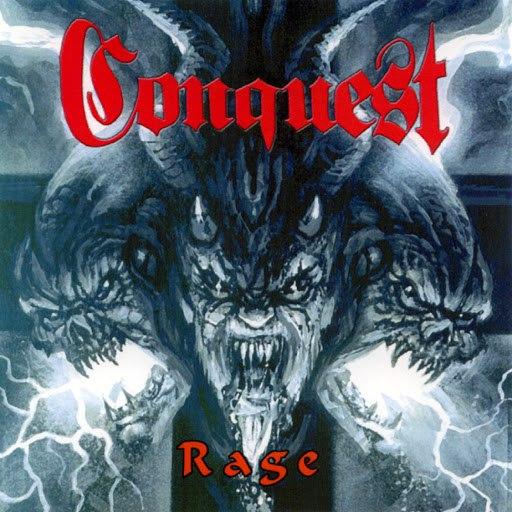Conquest альбом Rage