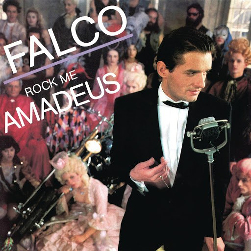 Falco альбом Rock Me Amadeus 30th Anniversary