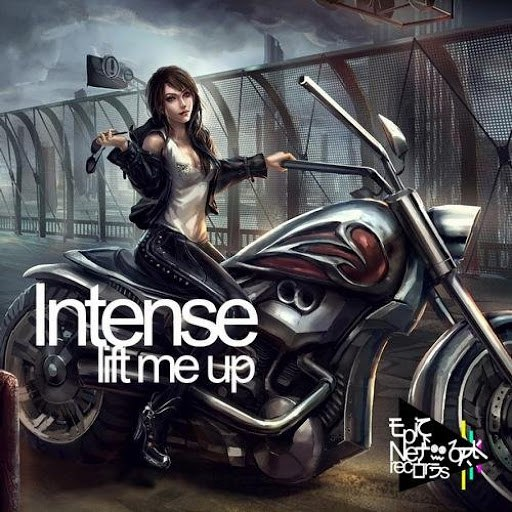 Intense альбом Lift Me Up / The Touch