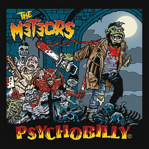 The Meteors альбом Psychobilly