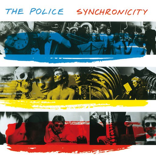 The Police альбом Synchronicity (Remastered)