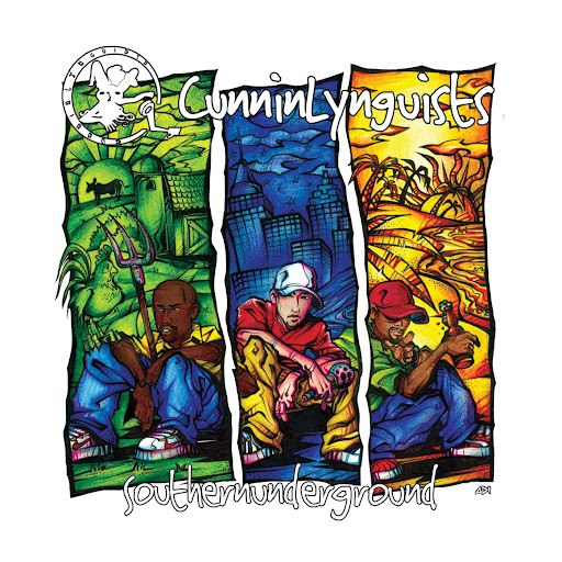Cunninlynguists альбом Southernunderground [Deluxe Edition]