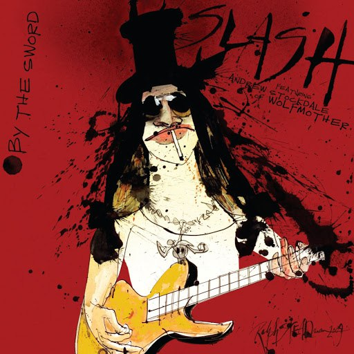 Slash альбом By The Sword feat. Andrew Stockdale Of Wolfmother
