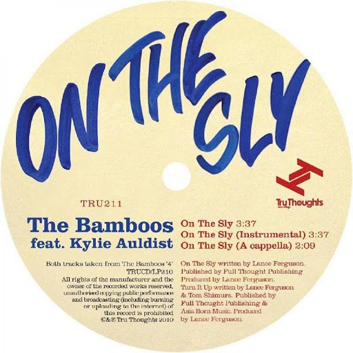 The Bamboos альбом On the Sly