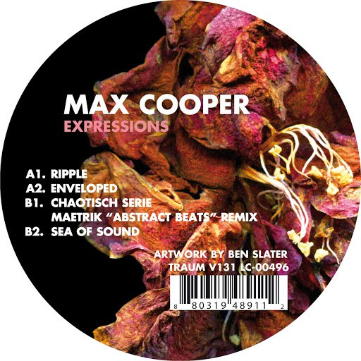Max Cooper альбом Expressions