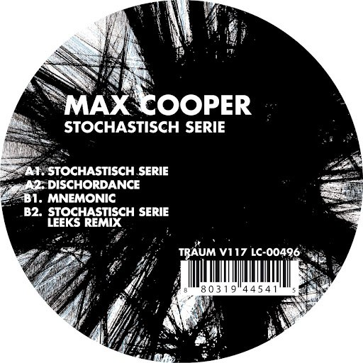 Max Cooper альбом Stochastisch Serie