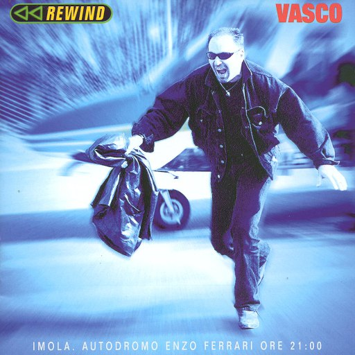 Vasco Rossi альбом Rewind (Live)