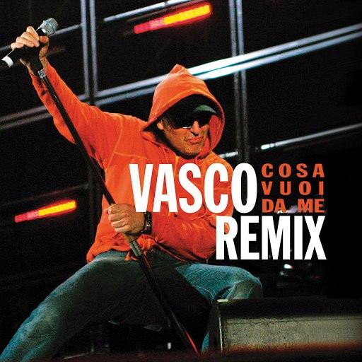 Vasco Rossi альбом Cosa Vuoi Da Me (Remix)