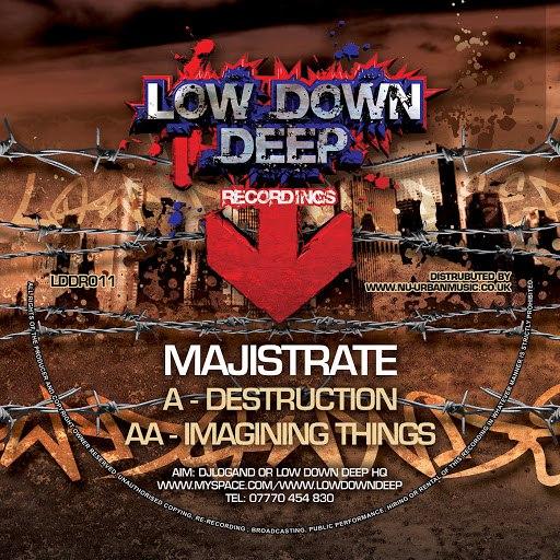 Majistrate альбом Destruction / Imagining things