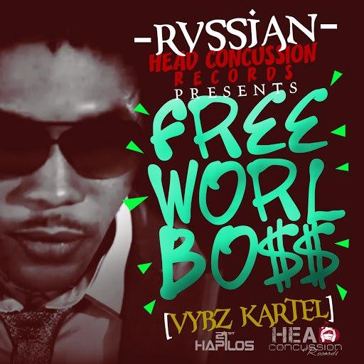 Vybz Kartel альбом Rvssian Presents Free Worl Boss