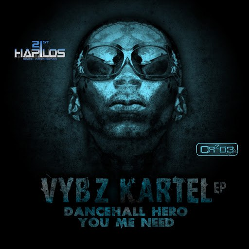 Vybz Kartel альбом Dancehall Hero - Ep