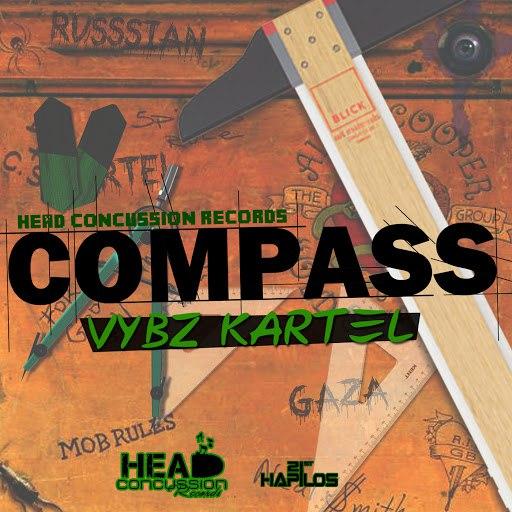 Vybz Kartel альбом Compass