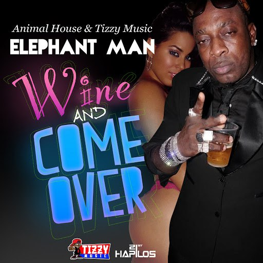Elephant man альбом Whine and Come Over