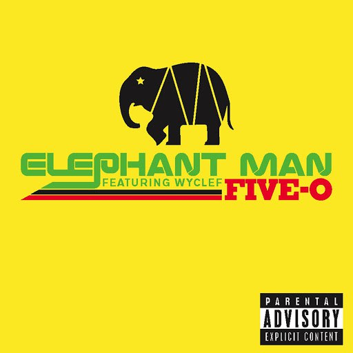 Elephant man альбом Five-O (Explicit online music)