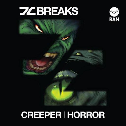 DC Breaks альбом Creeper / Horror