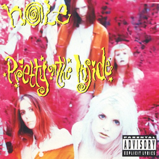 Hole альбом Pretty On The Inside
