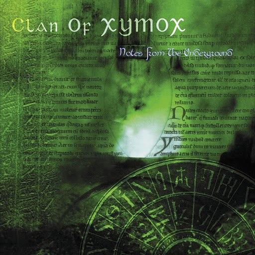 Clan Of Xymox альбом Notes from the Underground