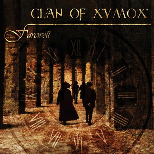 Clan Of Xymox альбом Farewell