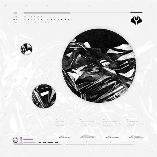 Cirrus альбом Shiver Shrapnel EP