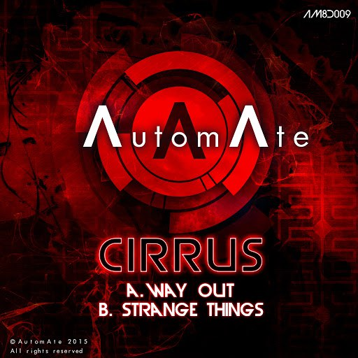 Cirrus альбом Way Out / Strange Things