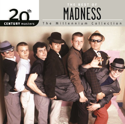 Madness альбом Best Of/20th Century