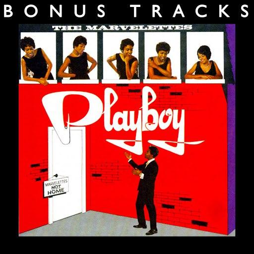 The Marvelettes альбом Playboy (With Bonus Tracks)