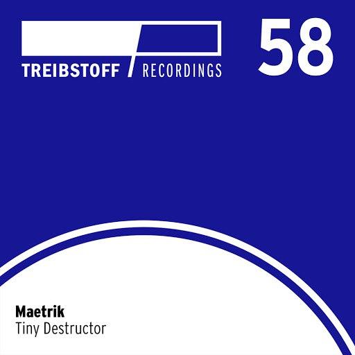 Maetrik альбом Tiny Destructor
