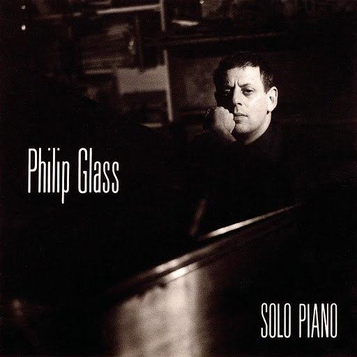 Philip Glass альбом Solo Piano